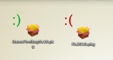 fix2010pkg