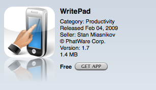 writepad