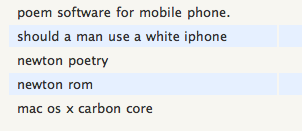 The manly white iPhone