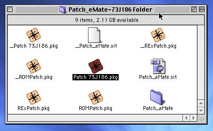 2010 patch folder