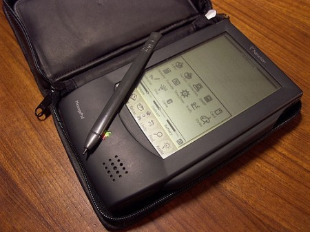 Apple Newton by oxymoronik, courtesy of Flickr