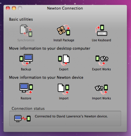 Newton Connection (NCX)