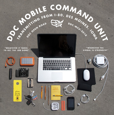 DDC Mobile Command Unit