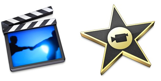 iMovie icons