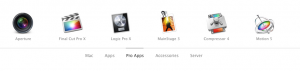 Aperture In Pro Apps