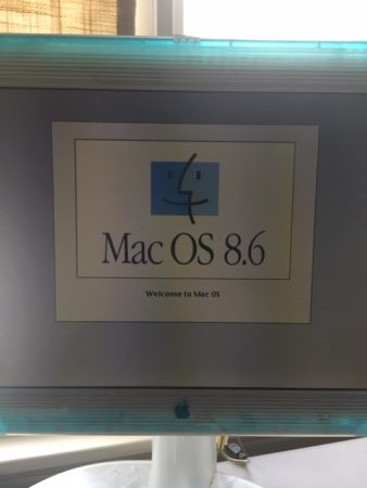 Welcome to Mac OS
